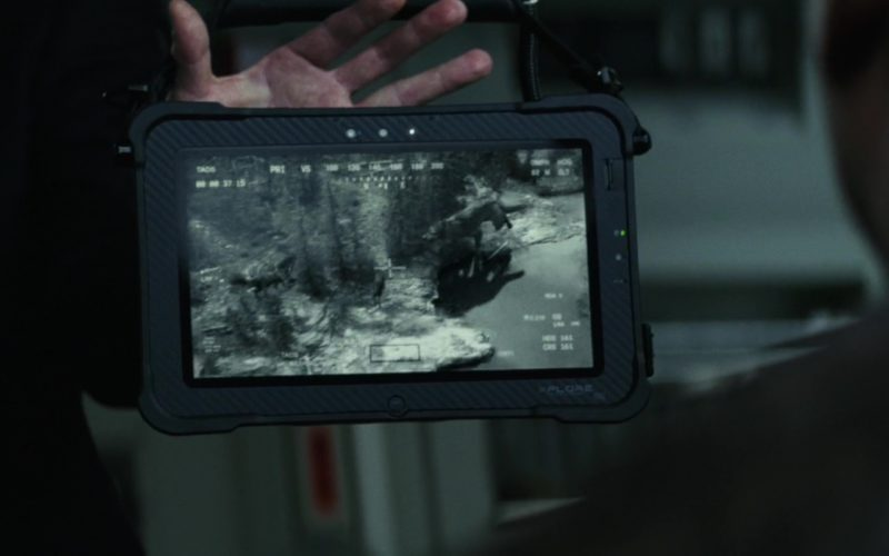 XPLORE Tablet Used by Jeffrey Dean Morgan in Rampage (1)
