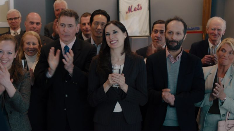 "Mets Poster in Billions: ""Elmsley Count"" (2018) TV Show Product Placement"