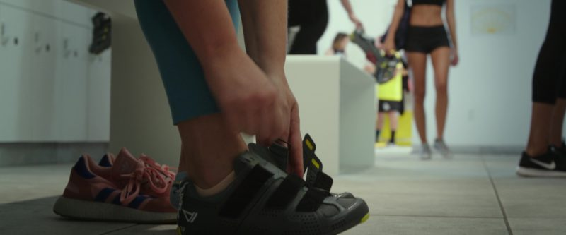Adidas Sneakers (Pink) Worn by Amy Schumer in I Feel Pretty (2018) Movie Product Placement