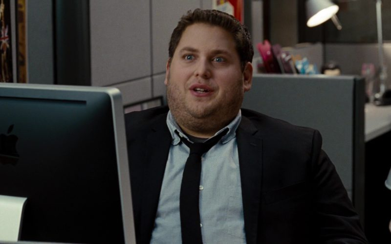 Apple iMac Computer Used by Jonah Hill in Get Him to the Greek (1)