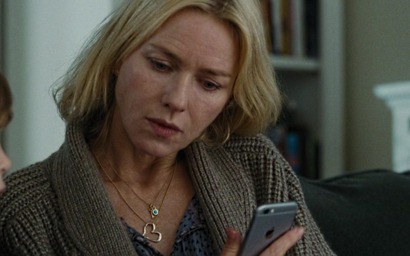 Apple iPhone Used by Naomi Watts in The Book of Henry