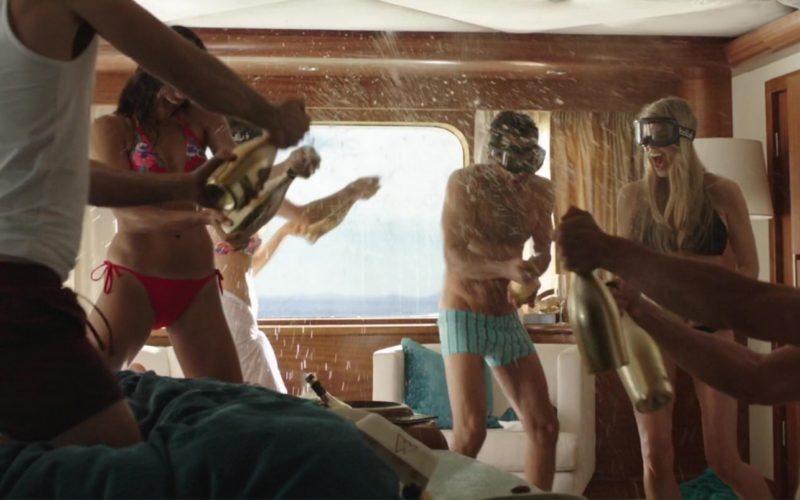 Armand de Brignac Brut Gold Champagne Bottles in Overboard (1)