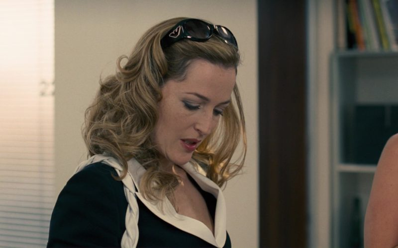 Armani Sunglasses Worn by Gillian Anderson in How to Lose Friends & Alienate People (1)
