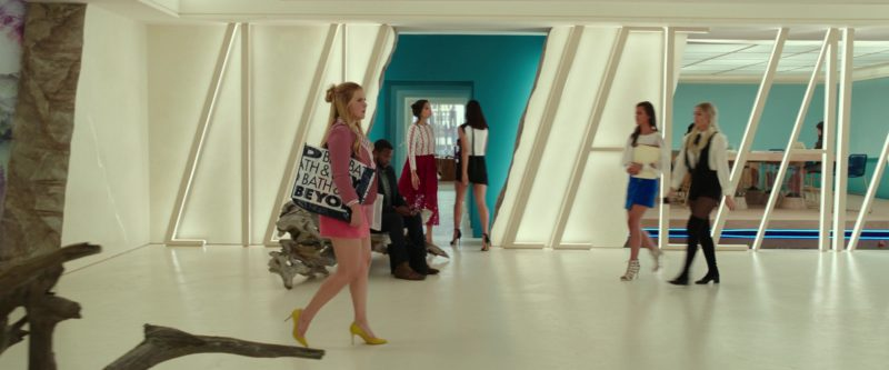 Bed Bath & Beyond Bag Used by Amy Schumer in I Feel Pretty (2018) Movie Product Placement