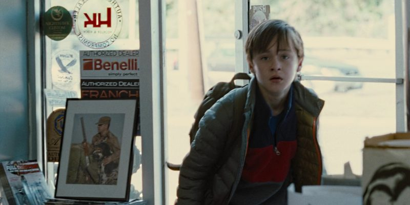 Benelli in The Book of Henry (2017) Movie Product Placement