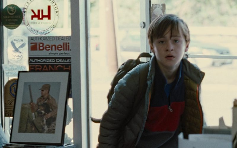 Benelli in The Book of Henry