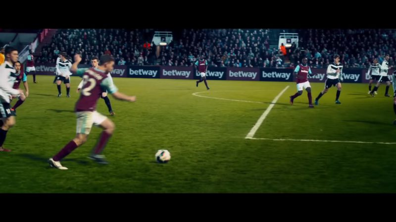 Betway in Final Score (2018) - Movie Product Placement