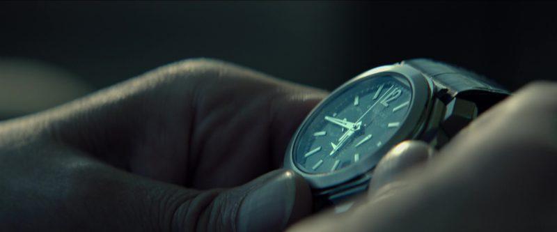 Bulgari Watch Worn by Keanu Reeves in Siberia (2018) Movie Product Placement