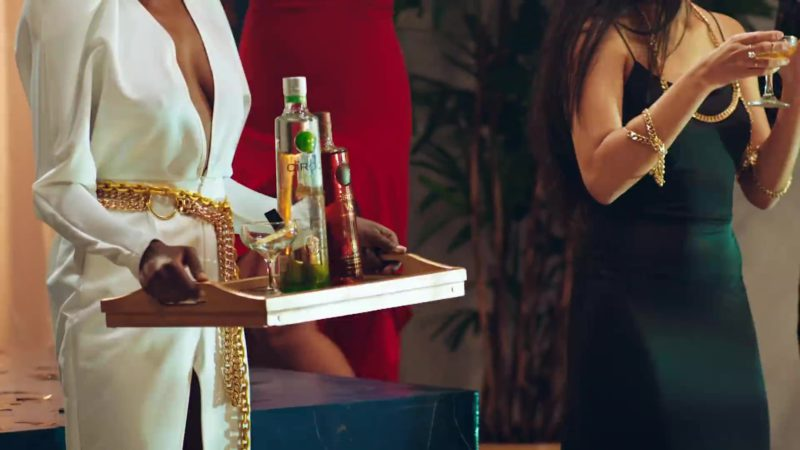 """Cîroc Apple Vodka and Cîroc VS French Brandy in """"No Brainer"""" by DJ Khaled ft. Justin Bieber, Chance the Rapper, Quavo (2018) Official Music Video Product Placement"""