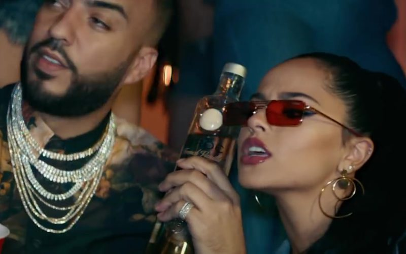 Cîroc Vodka in Zooted by Becky G ft. French Montana, Farruko (4)