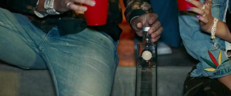 "Cîroc Vodka in ""Zooted"" by Becky G ft. French Montana, Farruko (2018) Official Music Video Product Placement"