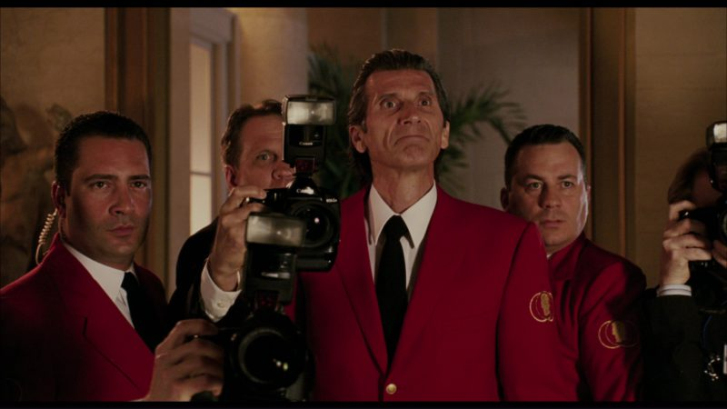 Canon Cameras in The Pink Panther (2006) Movie