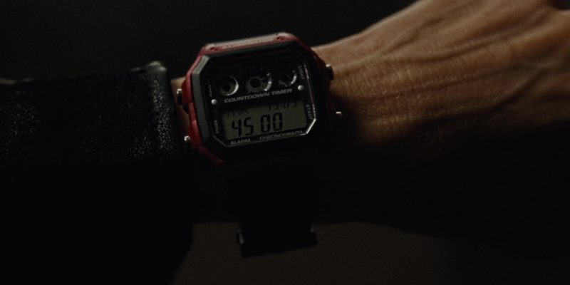 Casio Watch Worn by Naomi Watts in The Book of Henry (2017) Movie Product Placement