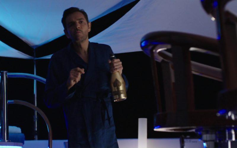 Champagne Armand de Brignac Brut Gold Drunk by Eugenio Derbez (Leonardo) (10)