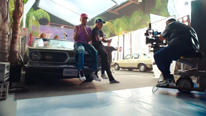 "Chanel Sneakers Worn by DJ Khaled in ""No Brainer"" by Justin Bieber ft. Chance the Rapper, Quavo (2018) - Official Music Video Product Placement"