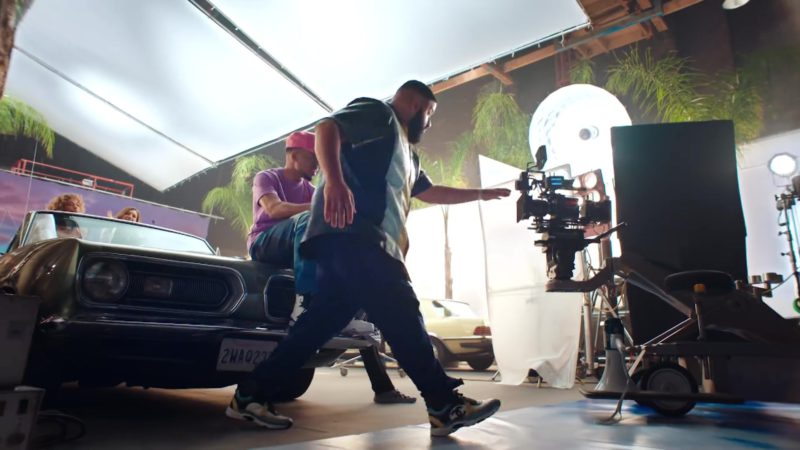 "Chanel Sneakers Worn by DJ Khaled in ""No Brainer"" by Justin Bieber ft. Chance the Rapper, Quavo (2018) Official Music Video Product Placement"