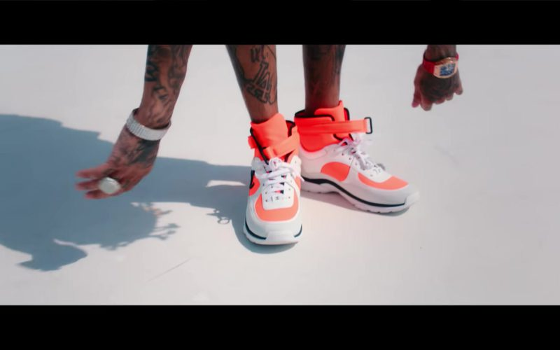 Chanel Sneakers in Taste by Tyga ft. Offset (1)