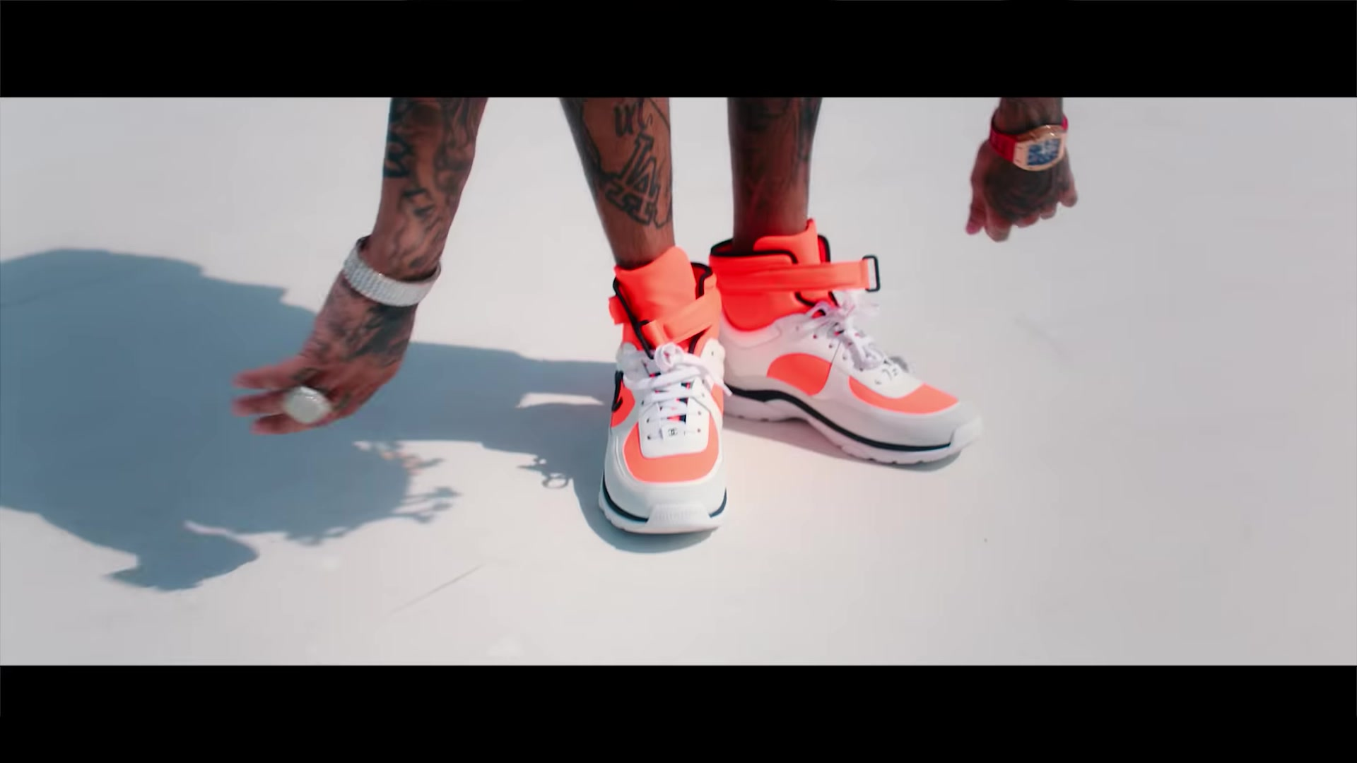 Men S Sneakers By Chanel In Quot Taste Quot By Tyga Ft Offset