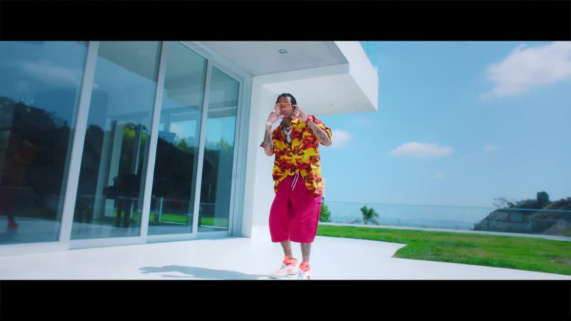 """Men's Sneakers by Chanel in """"Taste"""" by Tyga ft. Offset (2018) Official Music Video Product Placement"""