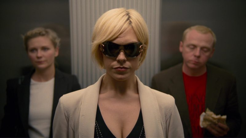 Chanel Women's Sunglasses in How to Lose Friends & Alienate People (2008) Movie