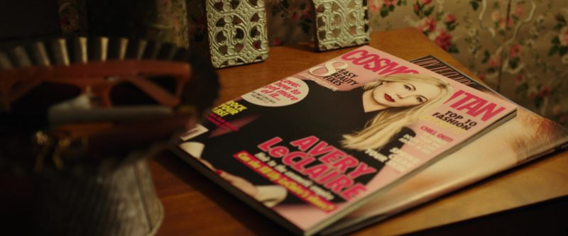 Cosmopolitan Magazine in I Feel Pretty (2018) Movie Product Placement