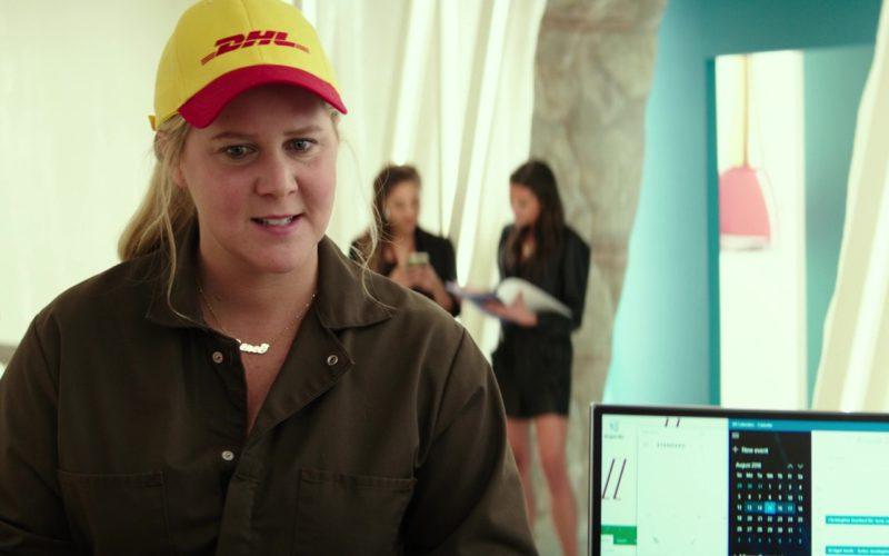 DHL Cap Worn Amy Schumer in I Feel Pretty (11)