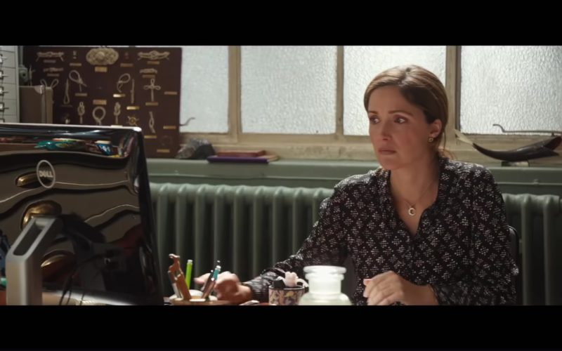 Dell All-In-One Computer Used by Rose Byrne (Annie) in Juliet, Naked (1)