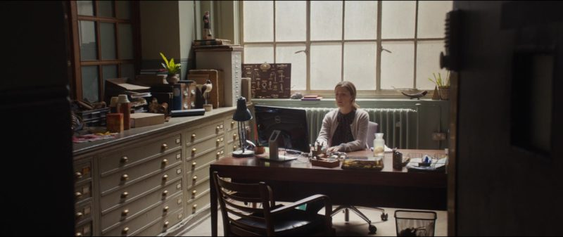 Dell All-In-One Computer Used by Rose Byrne (Annie) in Juliet, Naked (2018) - Movie Product Placement