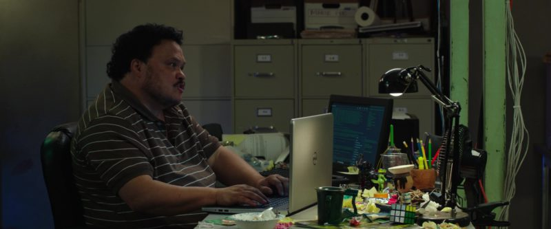 Dell Laptop Used by Adrian Martinez in I Feel Pretty (2018) - Movie Product Placement