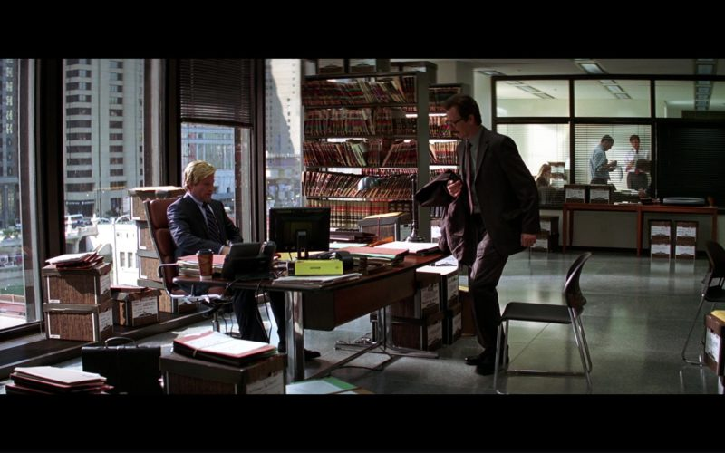 Dell Monitor Used by Aaron Eckhart (Two-Face) (1)
