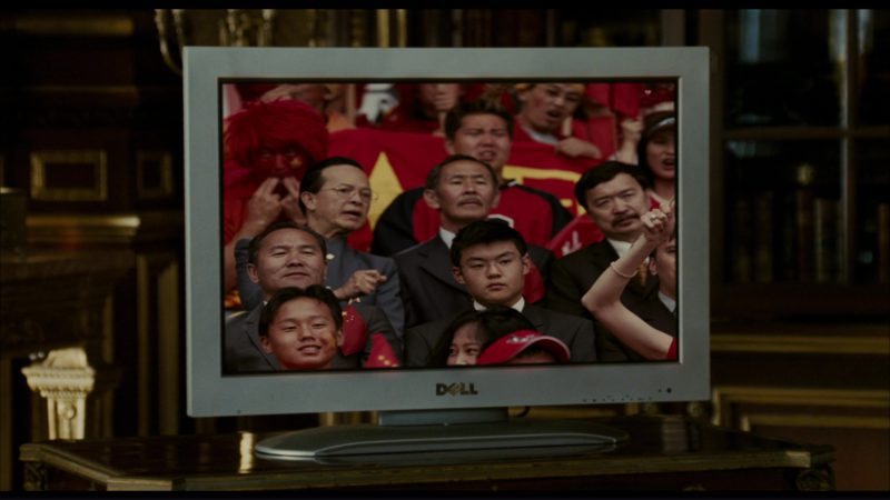 Dell TV in The Pink Panther (2006) - Movie Product Placement