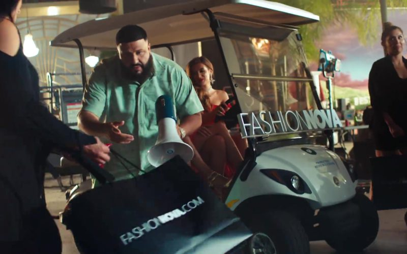 "Fashion Nova Online Store in ""No Brainer"" by DJ Khaled (3)"