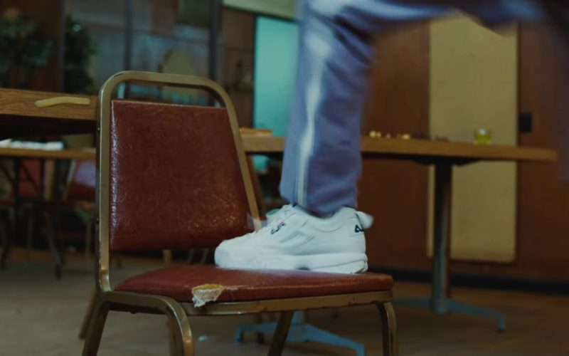 Fila Sneakers Worn by Troye Sivan in Dance To This ft. Ariana Grande (6)