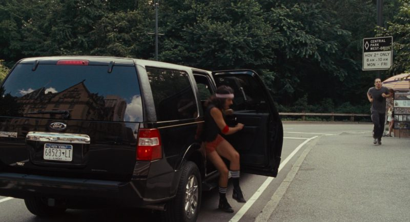 Ford Expedition EL Stretched Limousine Gen.3 in Get Him to the Greek (2010) Movie Product Placement
