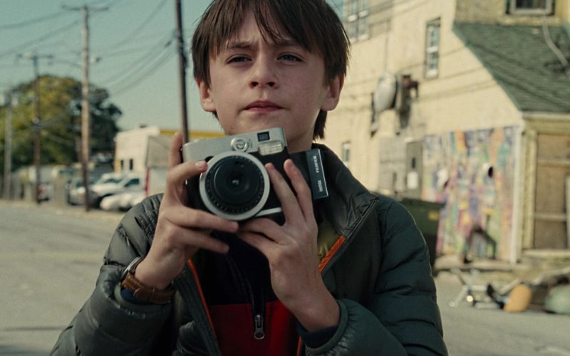Fujifilm Instax Mini 90 Camera Used by Jaeden Lieberher in The Book of Henry (1)