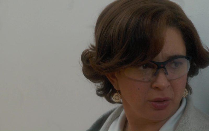 Gearbox Vision Eyewear Squash Goggles Worn by Maya Rudolph (2)
