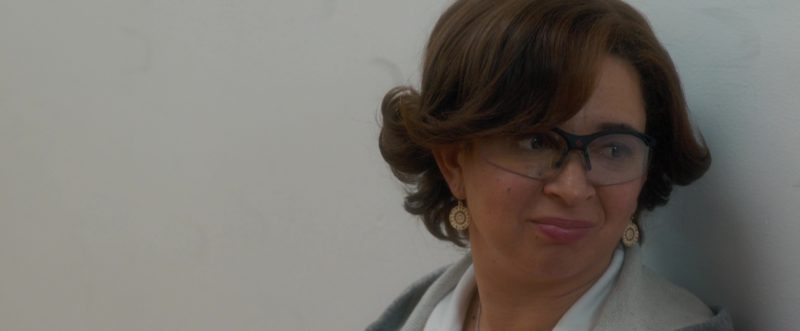 Gearbox Vision Eyewear Squash Goggles Worn by Maya Rudolph in Life of the Party (2018) Movie Product Placement