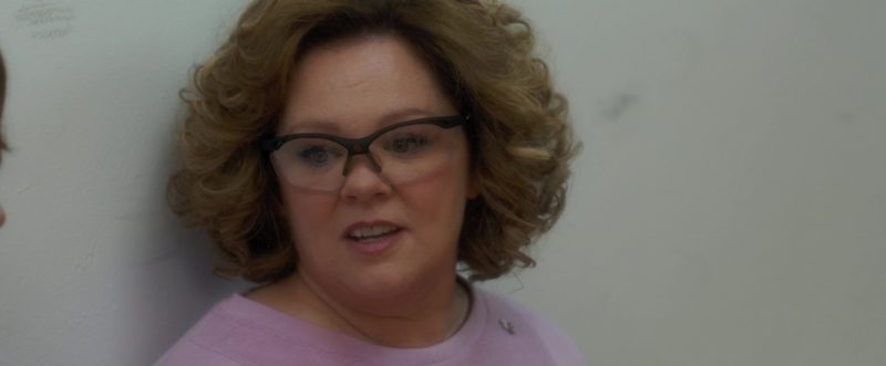 Gearbox Vision Eyewear Squash Goggles Worn by Melissa McCarthy in Life of the Party (2018) Movie Product Placement