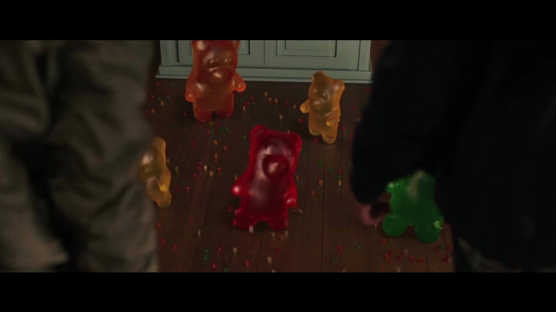 Haribo Gummy Bears in Goosebumps 2: Haunted Halloween ...