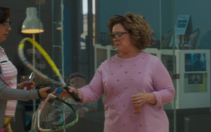 Harrow Sports Squash Racquets Used by Melissa McCarthy and Maya Rudolph (1)