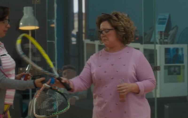 Harrow Sports Squash Racquets Used by Melissa McCarthy and Maya Rudolph (1)