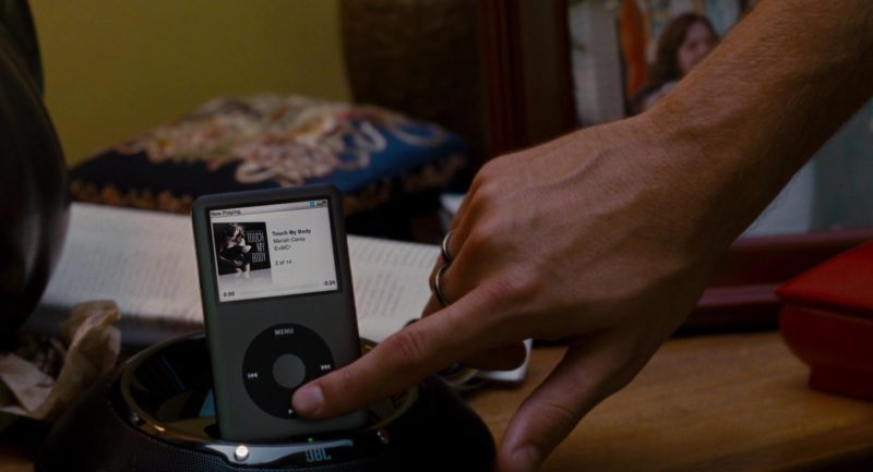 JBL iPhone And iPod Docking Station Speaker in Get Him to the Greek (2010) - Movie Product Placement
