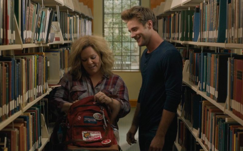 Jansport Backpack Used by Melissa McCarthy (1)