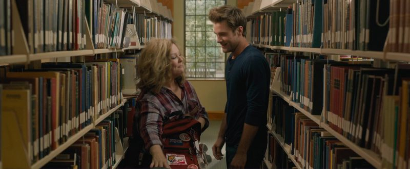 Jansport Backpack Used by Melissa McCarthy in Life of the Party (2018) Movie