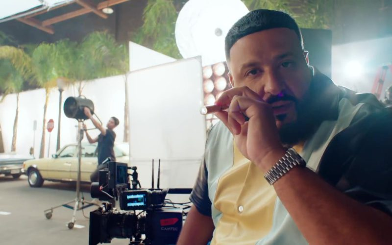 "KandyPens Vape Pen Held by DJ Khaled in ""No Brainer"" (3)"