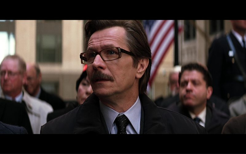 Kirk Originals model LOI Eyeglasses Worn by Gary Oldman (Commissioner Gordon) (2)