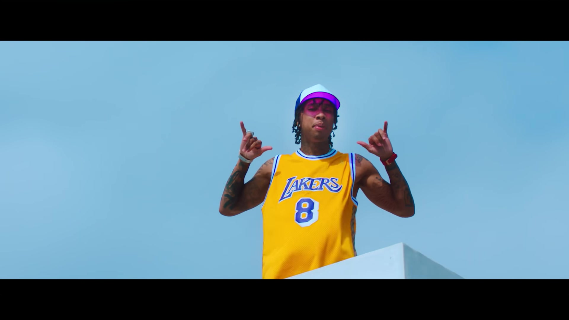 Lakers Jersey In Taste By Tyga Ft Offset 2018