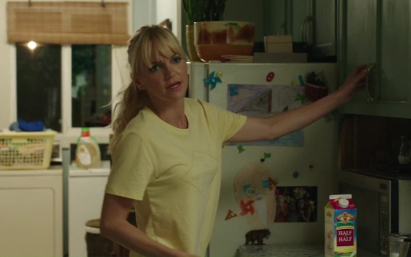 Land O'Lakes Half & Half Milk and Anna Faris in Overboard (1)