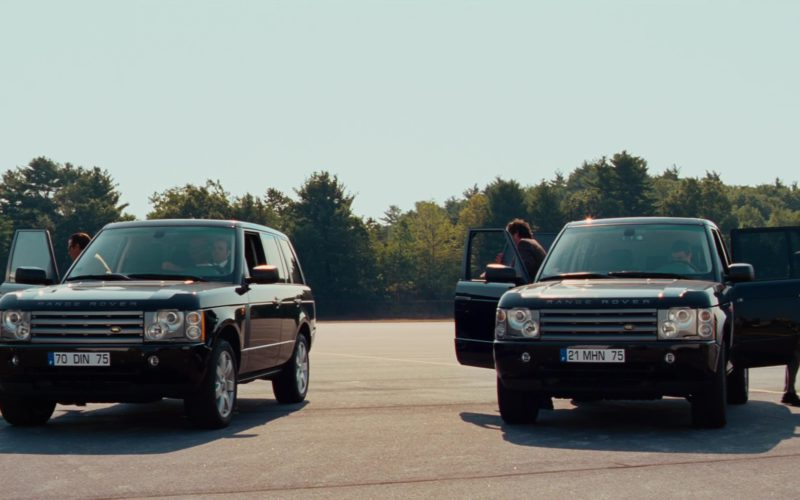 Land-Rover Range Rover Series III SUVs in The Pink Panther 2 (1)