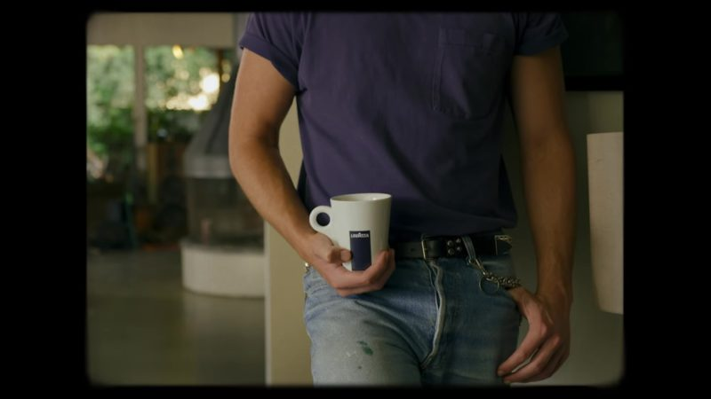 "Lavazza Coffee Cup in ""The Way I Am"" by Charlie Puth (2018) Official Music Video Product Placement"